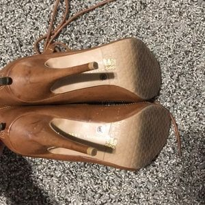 Chinese Laundry Shoes - Caged high heel shoes